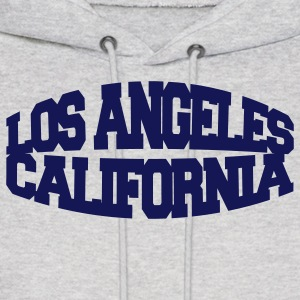Ash  los angeles california Hoodies - Men's Hoodie