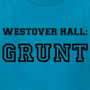 Westover Hall: Grunt - Kids' T-Shirt
