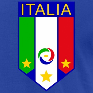 Royal blue Italy T-Shirts - Men's T-Shirt by American Apparel