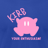 Design ~ KIRB your enthusiasm