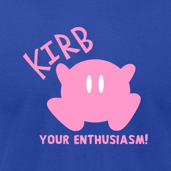 KIRB your enthusiasm