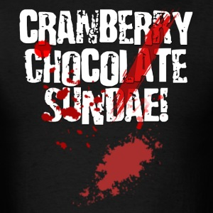 NMH Cranberry Chocolate Sundae - Men's T-Shirt