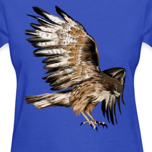 Flying Hawk - Women's T-Shirt