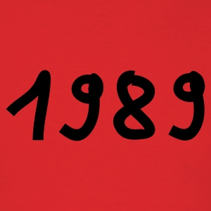 Red 1989 T-Shirts - Men's T-Shirt
