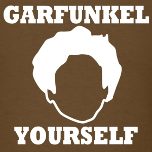 Garfunkel Yourself - Men's T-Shirt
