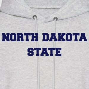 Ash  north dakota state Hoodies - Men's Hoodie