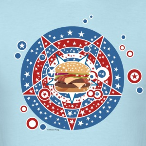 Burger USA - Men's T-Shirt
