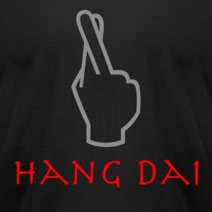 Hang Dai - Men's T-Shirt by American Apparel