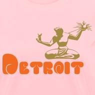 Design ~ Spirit/Detroit Women's Standard Weight T-Shirt