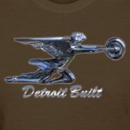 Design ~ Detroit Built Packard Hood Ornament Women's Standard Weight T-Shirt
