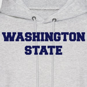 Ash  washington state Hoodies - Men's Hoodie