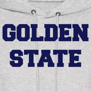 Ash  california golden state Hoodies - Men's Hoodie