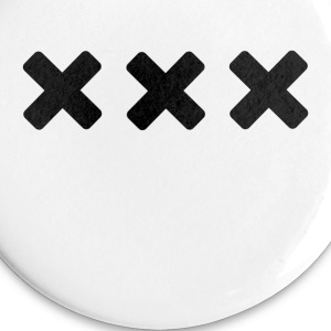 Solid XXX - Large Buttons
