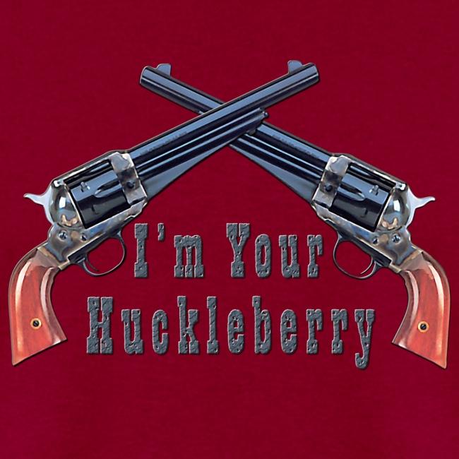 Mens huckleberry T