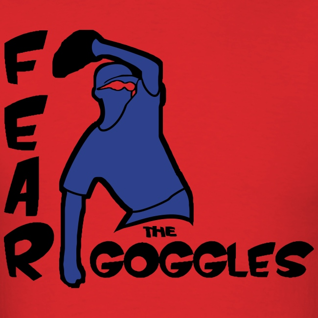 Fear The Goggles - Tyler Clippard