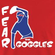 Design ~ Fear The Goggles - Tyler Clippard