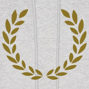 Ash  laurel wreath Hoodies - Men's Hoodie