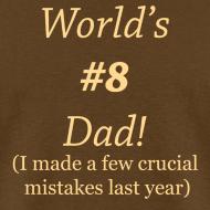 Design ~ #8 Dad Last Year