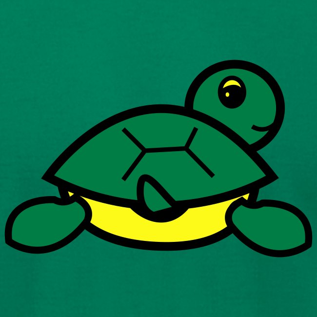 Baby Got Back - Turtle T-Shirt for Men