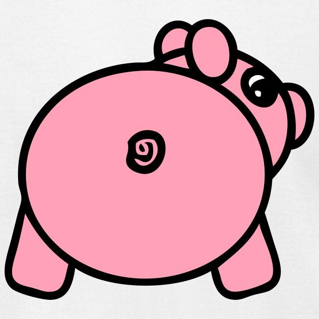 Baby Got Back - Piggy T-Shirt for Men