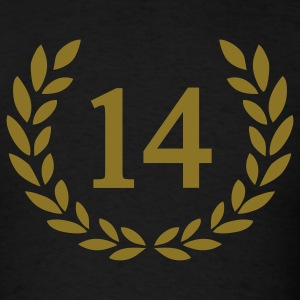 Black 14 T-Shirts - Men's T-Shirt