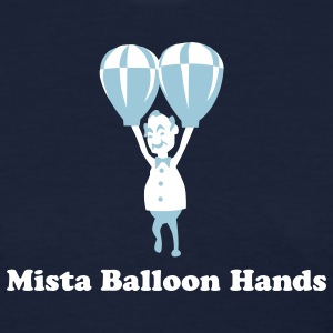 Mista Balloon Hands - Women's T-Shirt