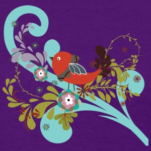 Light blue retrobirdy Women's T-Shirts - Women's T-Shirt