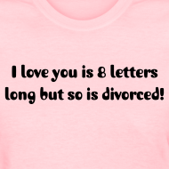 Design ~ I Love You is 8 Letters