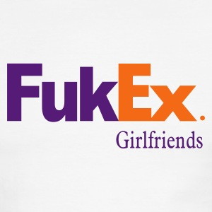 FukEx Girlfriends shirt - Men's Ringer T-Shirt