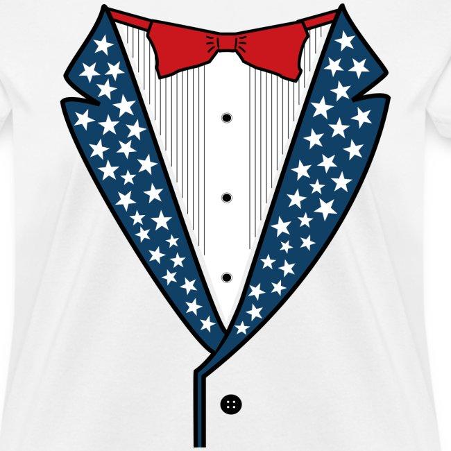 Star Spangled Tuxedo - Womens
