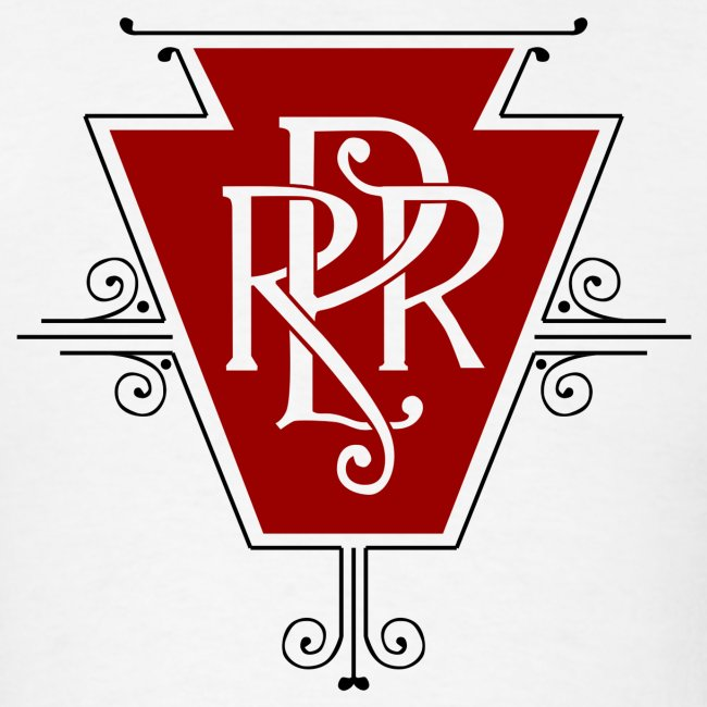 Vintage Pennsylvania Railroad Logo