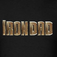 Design ~ Iron Dad Black