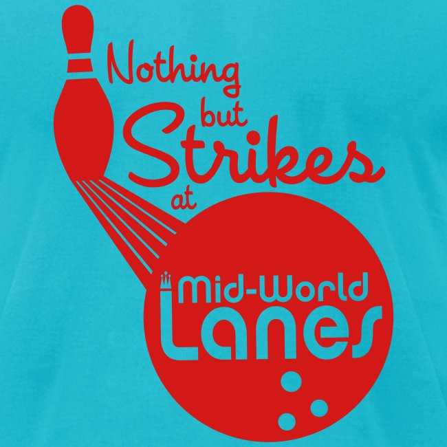 Nothing but Strikes at Mid-World Lanes