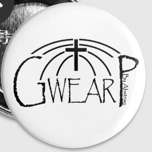 GP Wear Logo Buttons - Small Buttons