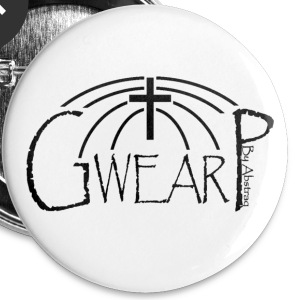 """GP Wear Logo"" Buttons - Small Buttons"