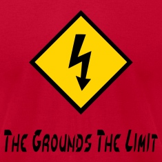 Orange The Grounds The Limit T-Shirts