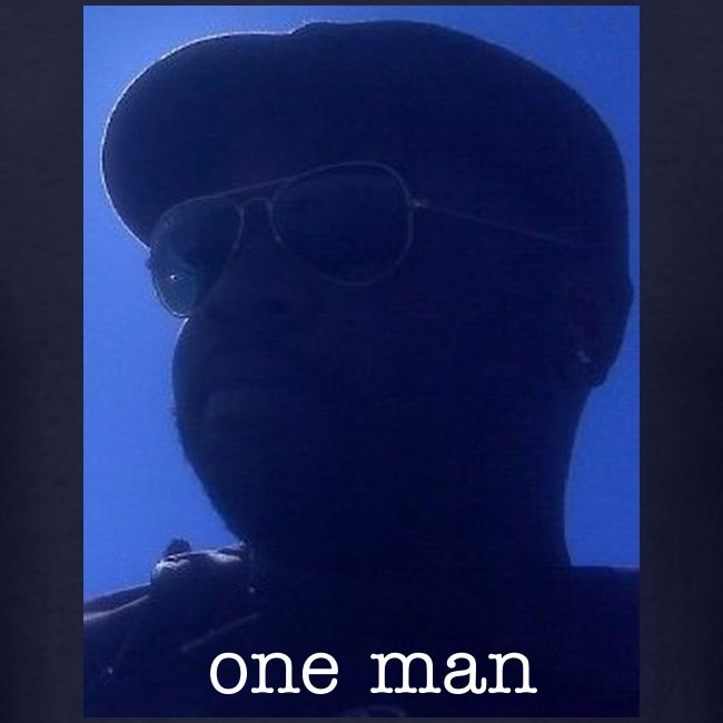Robb Beharry 'ONE MAN' Limited Edition