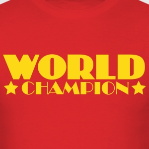 World Champion - Men's T-Shirt