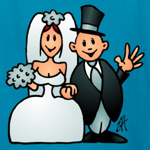 Wedding - Kids' T-Shirt
