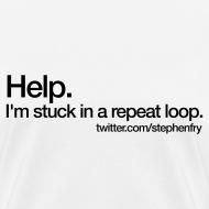 Design ~ Help. I'm Stuck ...... T-Shirt - Women's