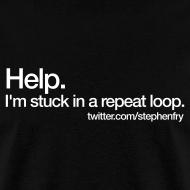 Design ~ Help. I'm Stuck ...... T-Shirt - Men's
