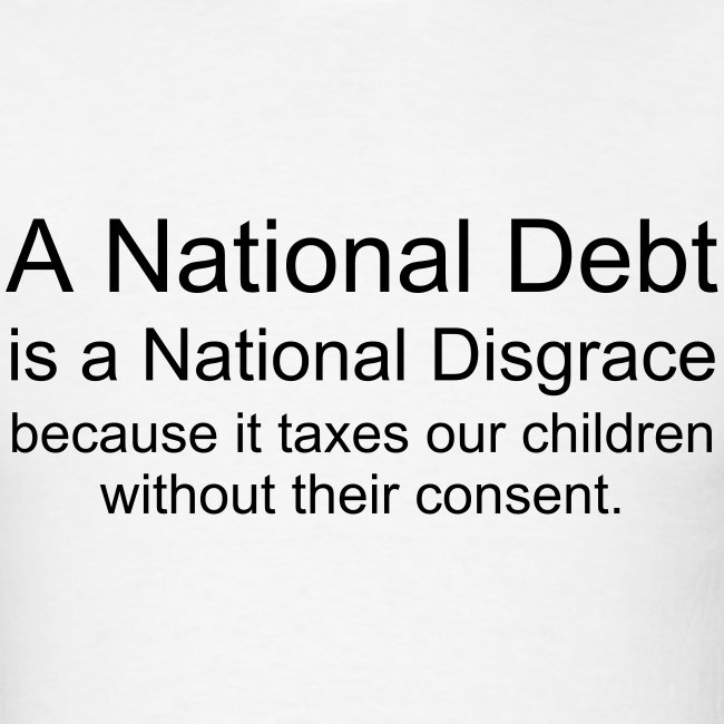 National Disgrace