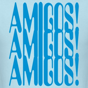 3AMIGOS - Men's T-Shirt