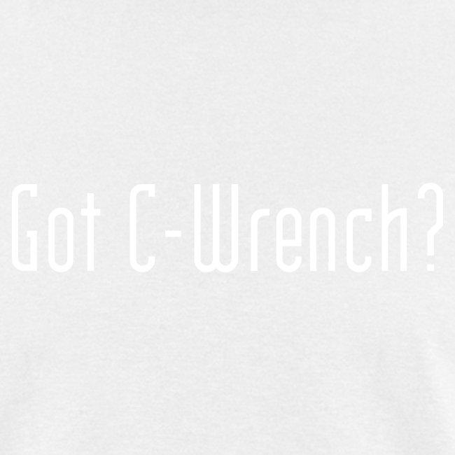 Got C-Wrench?