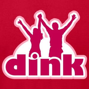 Dink - Men's T-Shirt by American Apparel