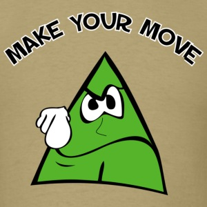 Sneables make your move  t-Shirt - Men's T-Shirt