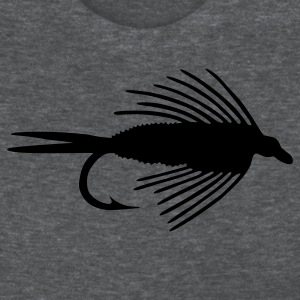 FLY FISHING GRAPHIC - WOMEN'S STD. WEIGHT TSHIRT - Women's T-Shirt