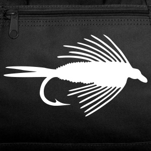 FLY FISHING GRAPHIC - DUFFEL BAG - Duffel Bag