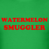 Design ~ watermelon smuggler for MEN!