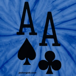 Pocket Aces - Unisex Tie Dye T-Shirt